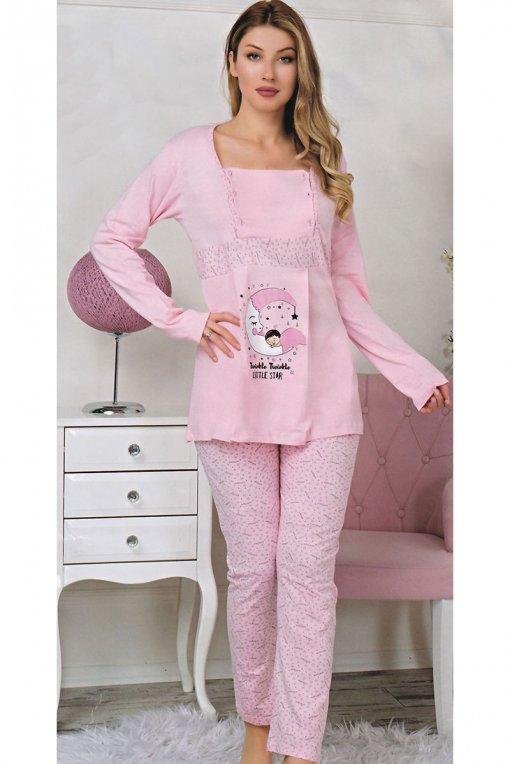trudnička pidžama ž 350 lyc baray