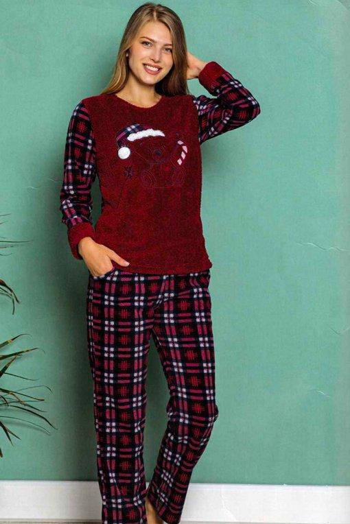 ženska termo pidžama 2327new polar manolya