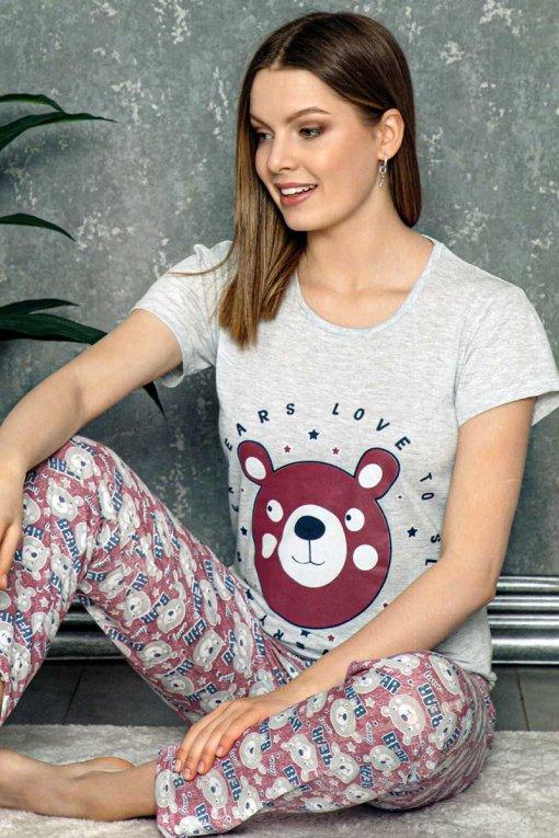 ženska pidžama 0018 rinda