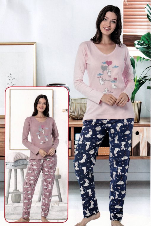 ženska pidžama 2522 int melina