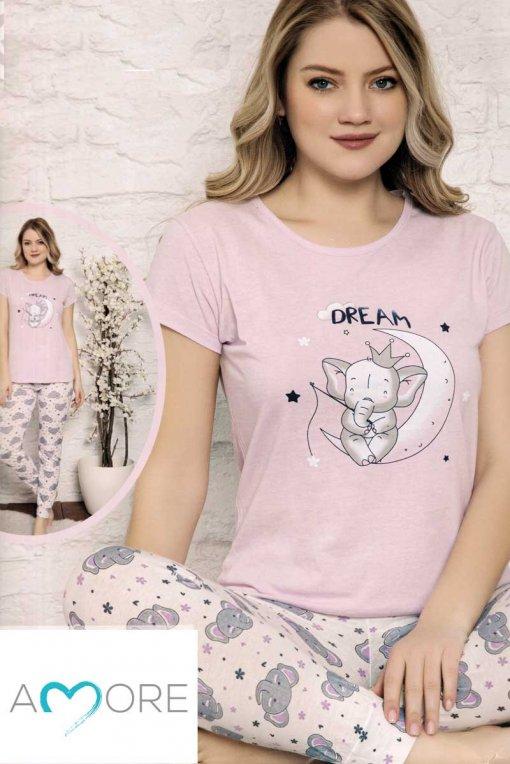 ženska pidžama 3031 baki