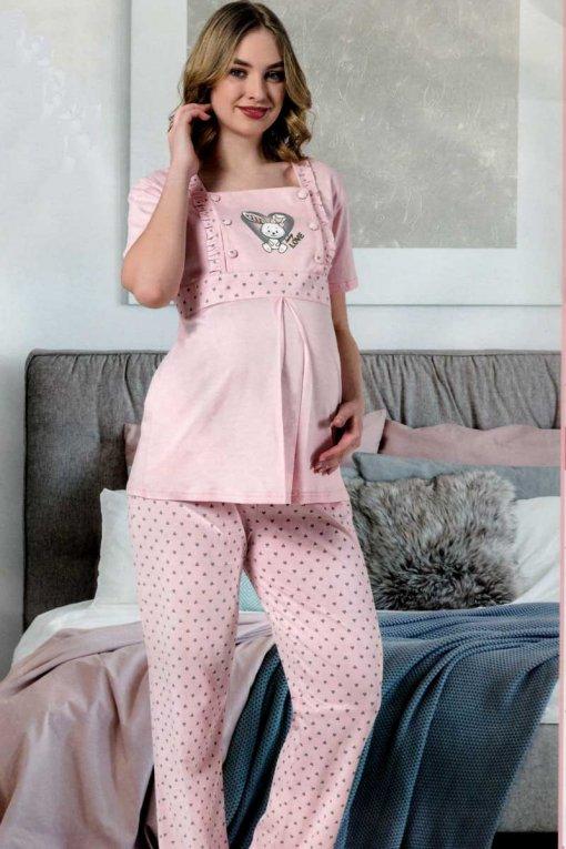 trudnička pidžama 7102 lindros