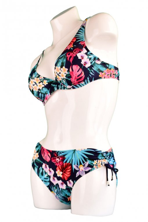 dvodjelni kupaći kostim 963flower s&o