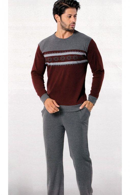 Muška pidžama 2801 falkon