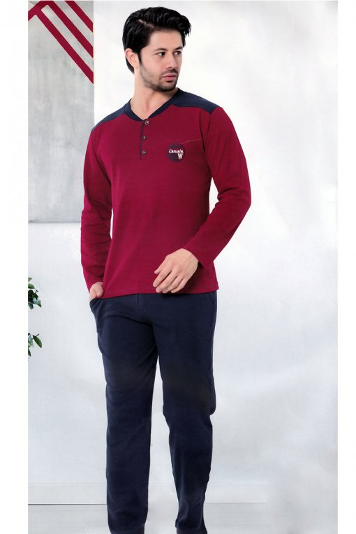 muška pidžama 14020 int ercan