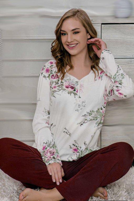 ženska pidžama 7347 manolya