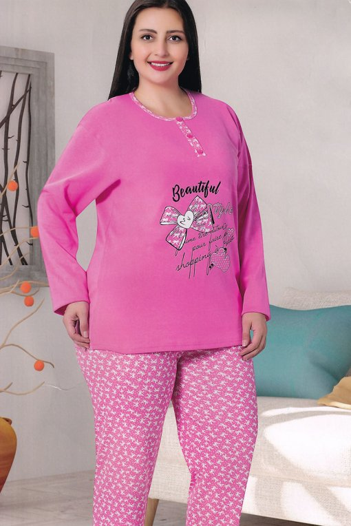 ženska pidžama 7988 lindros