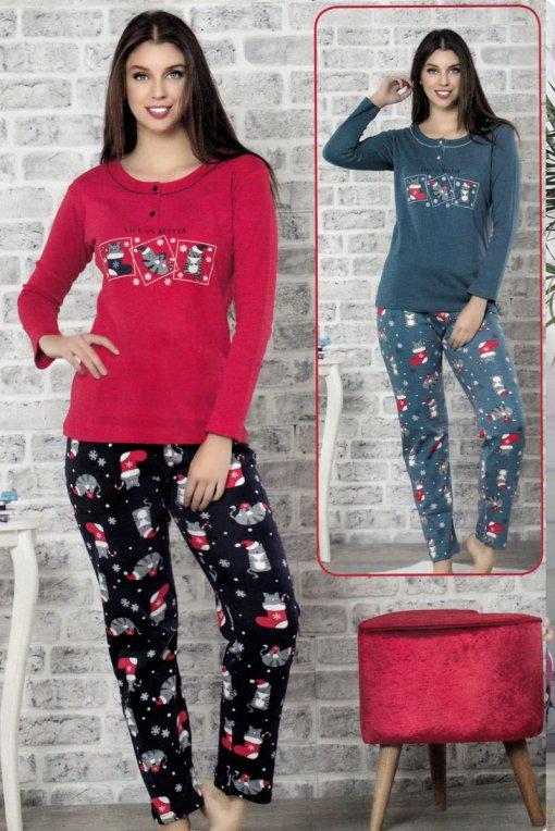 ženska pidžama 2585 int melina