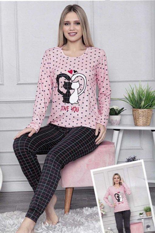 ženska pidžama 5355 rinda