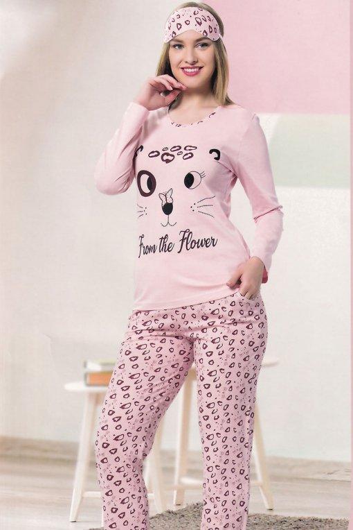 Ženska pidžama 2384 dr manolya