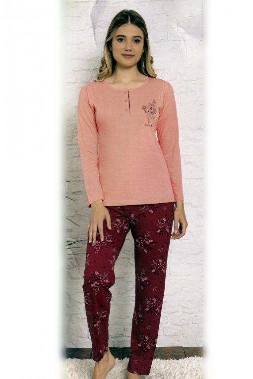 ženska pidžama 3197 melina