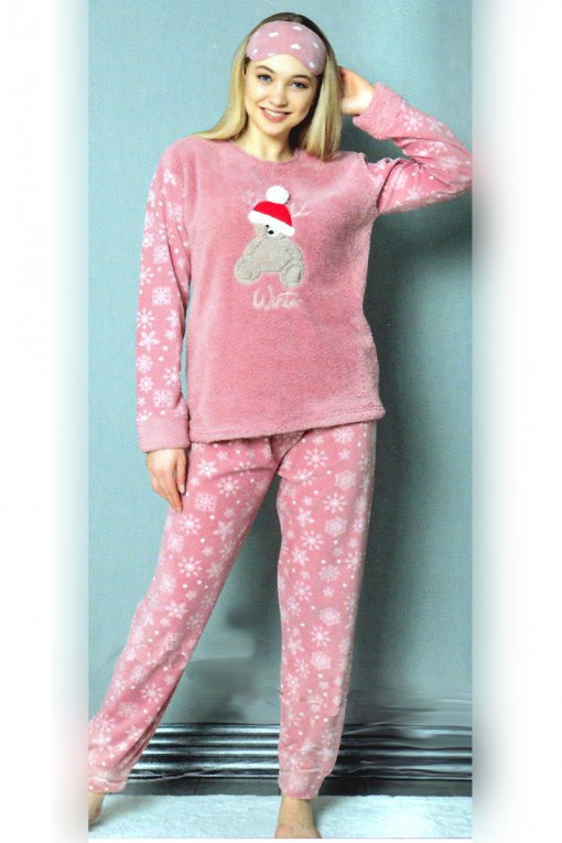 ženska termo pidžama 6021 falkon