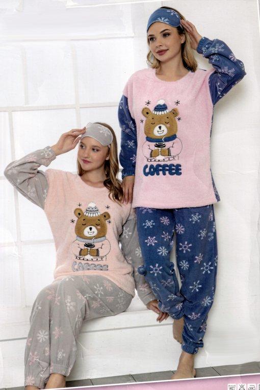 ženska pidžama 14059 pol lindros