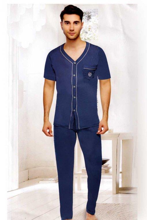 Muška pidžama botton baray 2148
