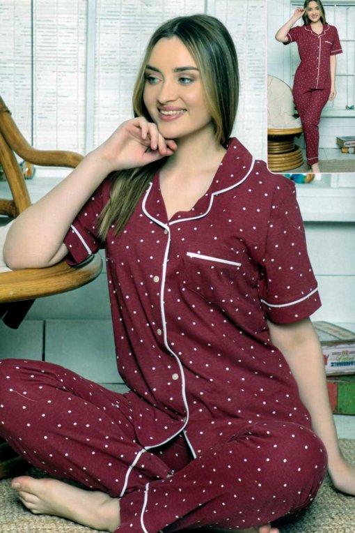 ženska pidžama 12644 lindros