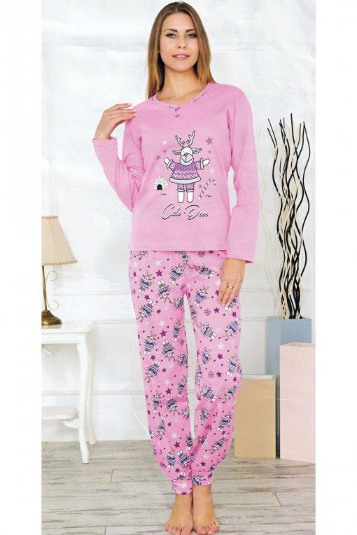 Ženska pidžama geyik baray