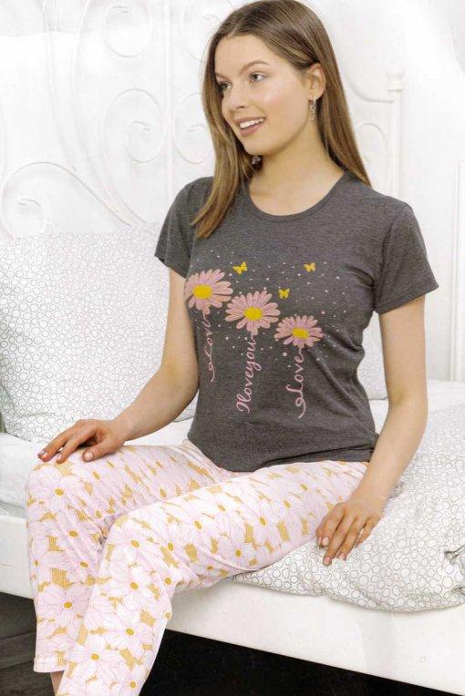 ženska pidžama 8953 rinda