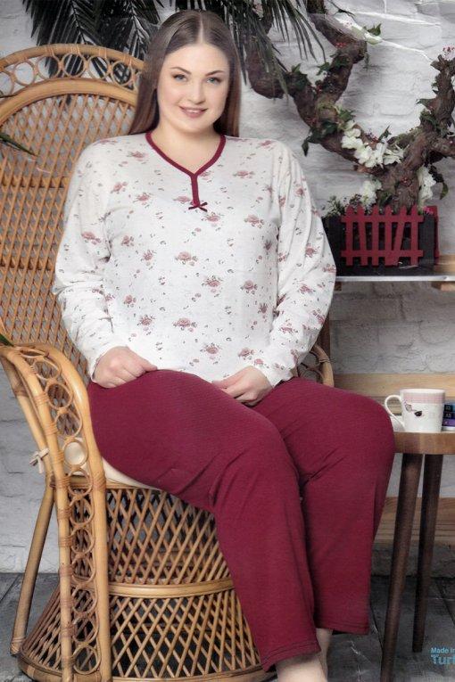 ženska pidžama 4443 lindros