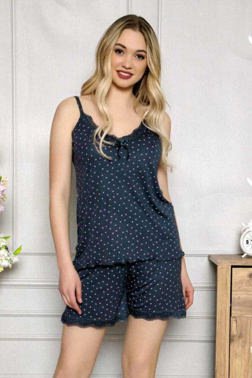Ženska pidžama 3089 melina