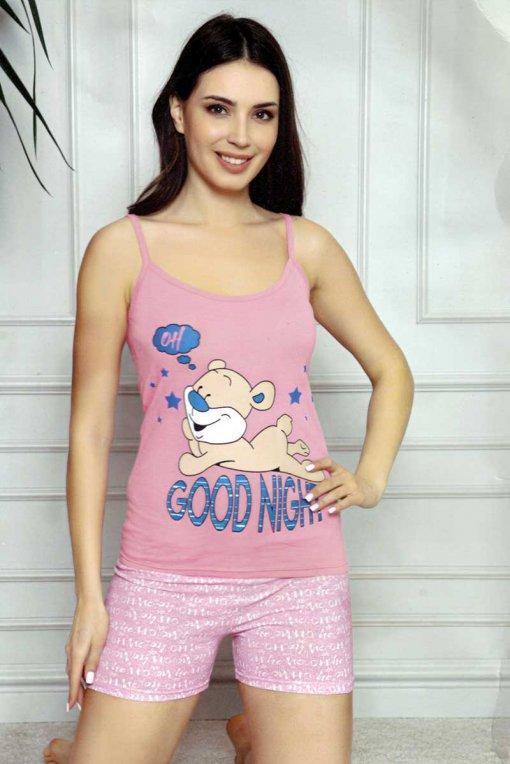 ženska pidžama 8315 rinda