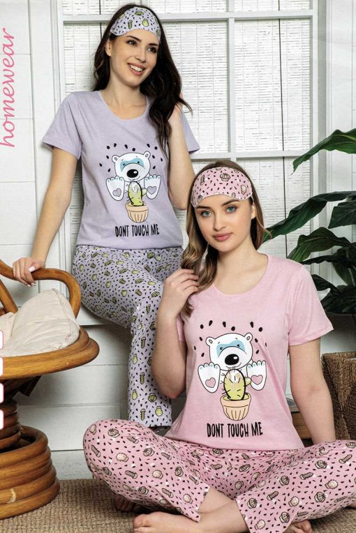 ženska pidžama 13545 lindros