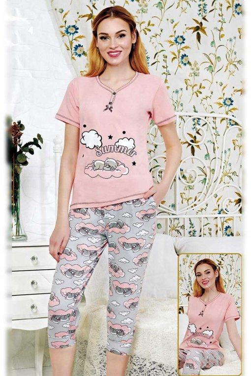 ženska pidžama 600 kapri baray