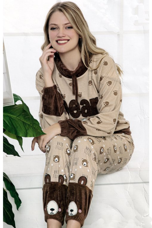ženska pidžama 14511 int lindros