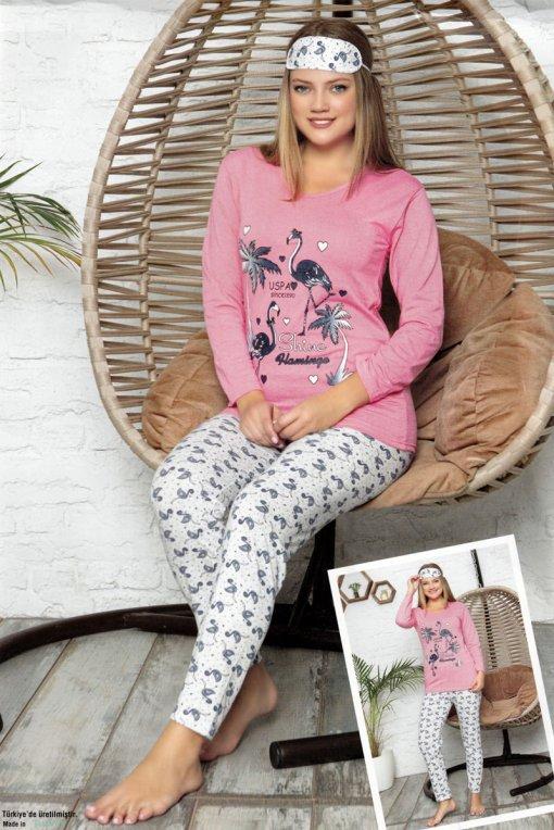 ženska pidžama 4384 rinda