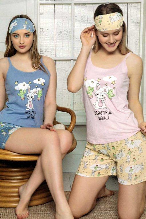 ženska pidžama 13519 lindros